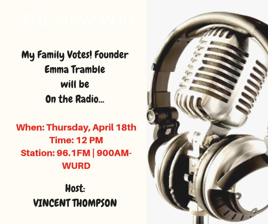 Apr 18 2019 Radio Annoucement