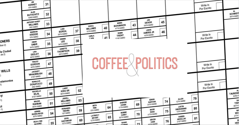 Coffee & Politics May 18