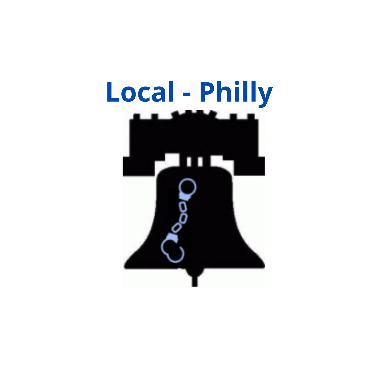 Phila - Liberty Bell Handcuffs (1)