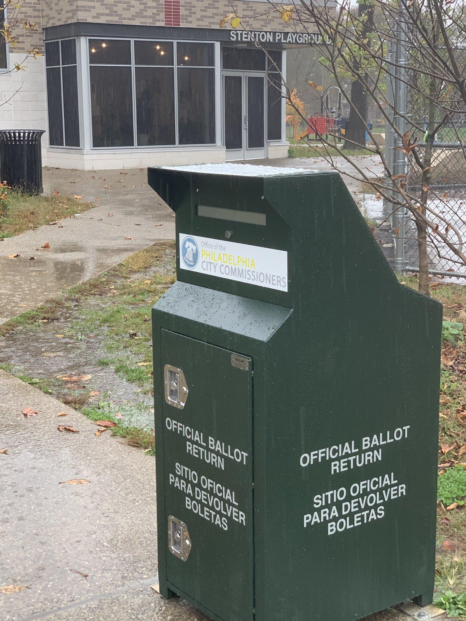 Drop Box Philly